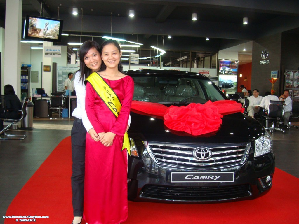 Event New Camry 2010